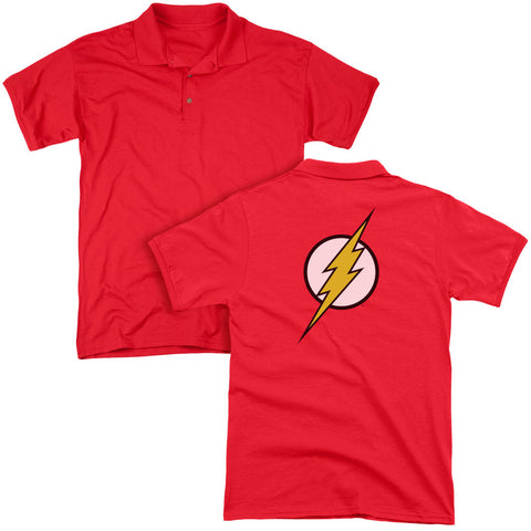 Flash Logo (Back Print) - The Nerd Cave