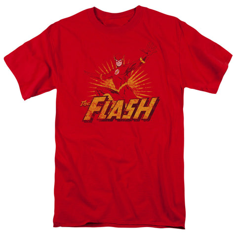 Flash Rough Distress - The Nerd Cave - 1