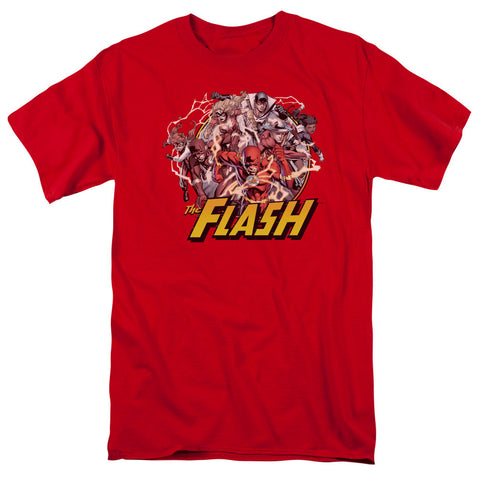 Flash Family - The Nerd Cave - 1