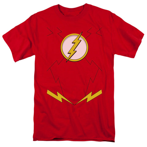 New Flash Uniform - The Nerd Cave - 1