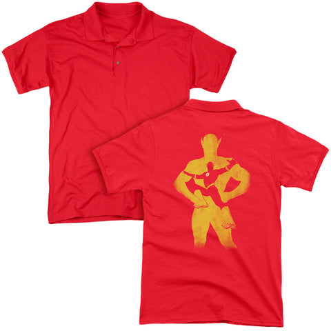 Flash Knockout (Back Print) - The Nerd Cave