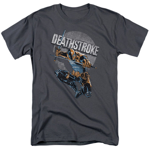 Deathstroke Retro - The Nerd Cave - 1