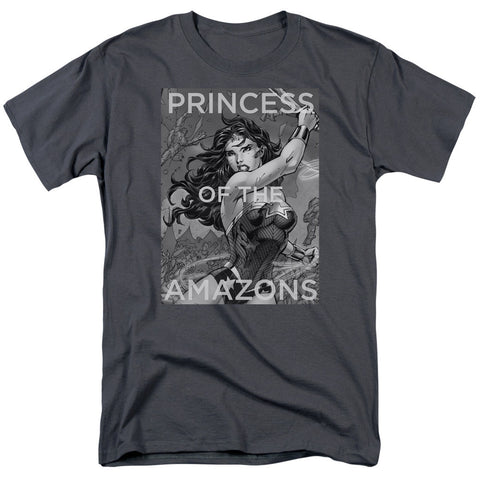 Princess of the Amazons - The Nerd Cave - 1