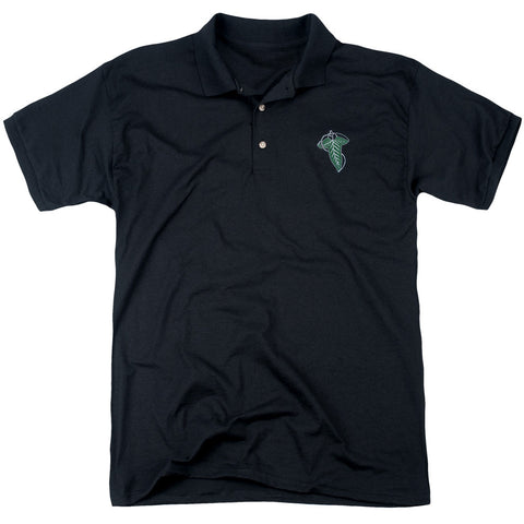 Lotr Leaf Of Lorien Emblem Polo