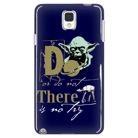 Do Or Do Not Phone Case LIMITED EDITION - The Nerd Cave - 1