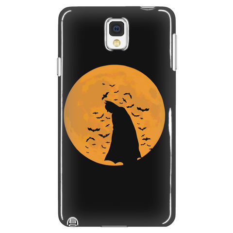 B-Man In The Moon Phone Case LIMITED EDITION - The Nerd Cave - 1