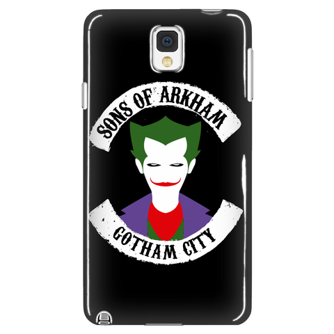 Sons Of Arkham Phone Case LIMITED EDITION - The Nerd Cave - 1