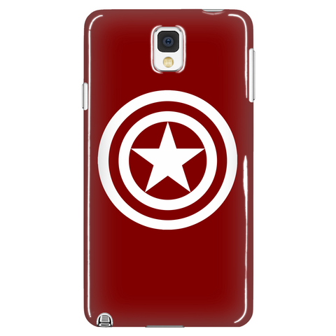 Captain's Symbol Phone Case LIMITED EDITION - The Nerd Cave - 1