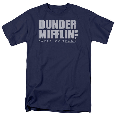 Dunder Mifflin Distressed