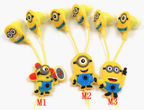 Minion Headphones - The Nerd Cave - 1