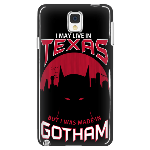I May Live In Texas But I Was Made In Texas Phone Case LIMITED EDITION - The Nerd Cave - 1