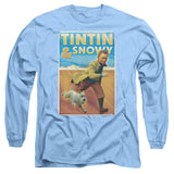 Tintin & Snowy - The Nerd Cave - 2