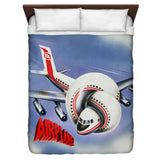 Postet Duvet Cover - The Nerd Cave - 2