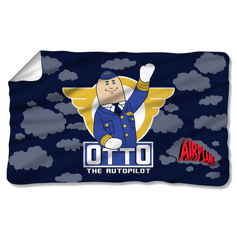 Otto Fleece Blanket - The Nerd Cave