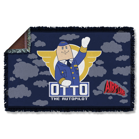 Otto Woven Throw - The Nerd Cave