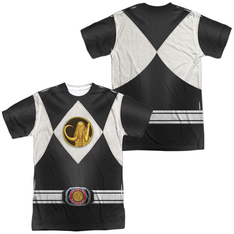 Black Ranger Uniform - The Nerd Cave - 1