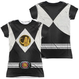 Black Ranger Uniform - The Nerd Cave - 5