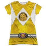 Yellow Ranger Emblem - The Nerd Cave - 7
