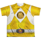 Yellow Ranger Emblem - The Nerd Cave - 10