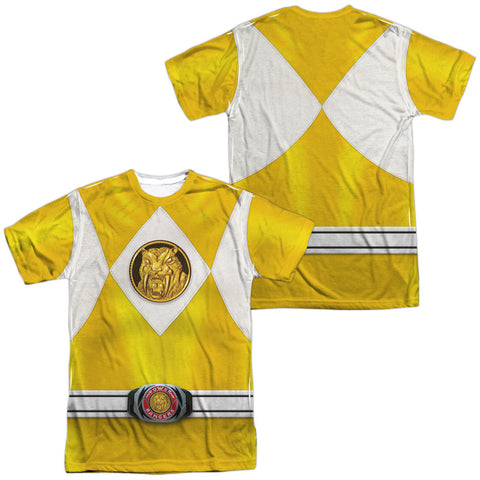 Yellow Ranger Emblem - The Nerd Cave - 1