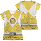 Yellow Ranger Emblem - The Nerd Cave - 6