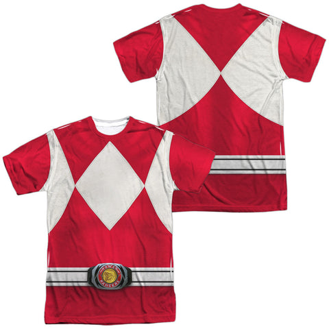 Red Ranger - The Nerd Cave - 1