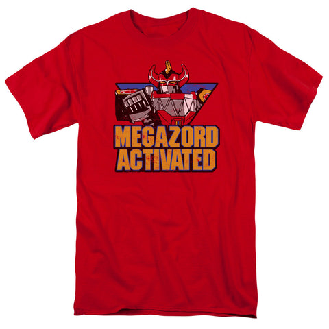 Megazord Activated - The Nerd Cave - 1