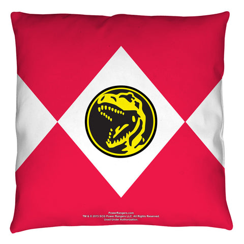 Red Ranger Pillow - The Nerd Cave