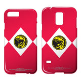 Red Ranger Phone Case - The Nerd Cave - 1