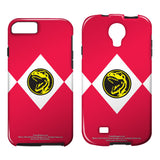 Red Ranger Phone Case - The Nerd Cave - 2