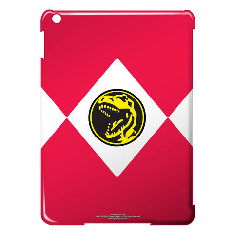 Red Ranger Tablet Case - The Nerd Cave - 1