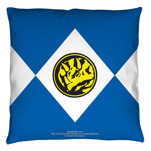 Blue Ranger Pillow - The Nerd Cave
