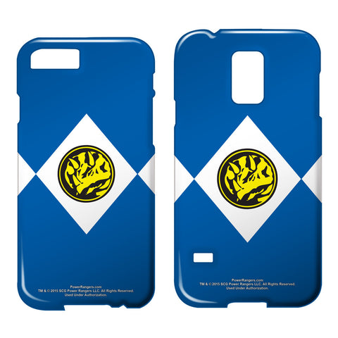 Blue Ranger Phone Case - The Nerd Cave - 1