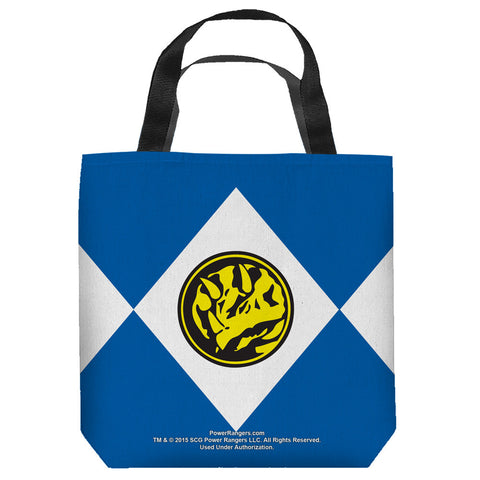 Blue Ranger Tote Bag - The Nerd Cave