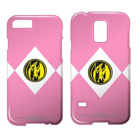 Pink Ranger Phone Case - The Nerd Cave - 1