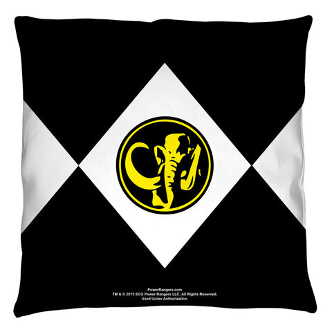 Black Ranger Pillow - The Nerd Cave