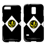 Black Ranger Phone Case - The Nerd Cave - 1