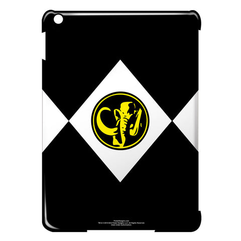 Black Ranger Tablet Case - The Nerd Cave - 1