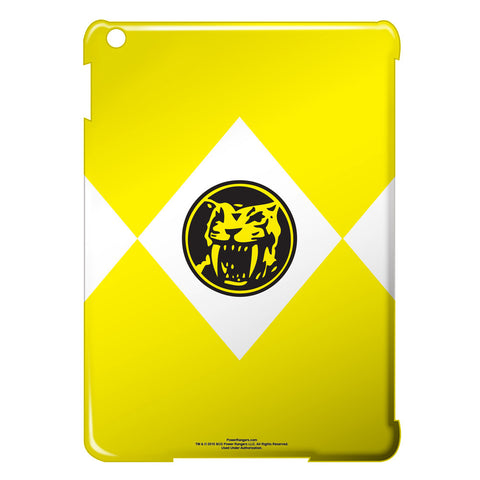 Yellow Ranger Tablet Case - The Nerd Cave - 1