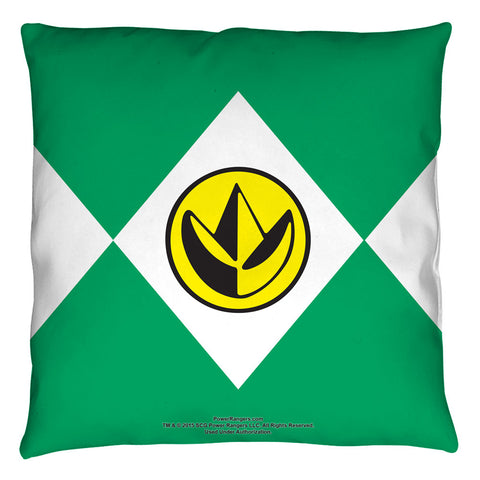Green Ranger Pillow - The Nerd Cave