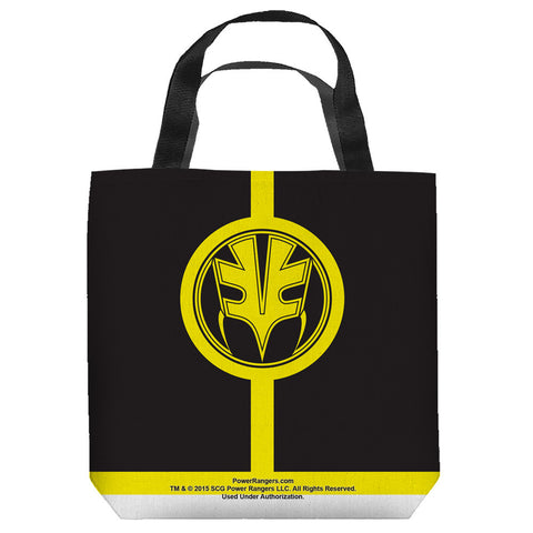 White Ranger Tote Bag - The Nerd Cave