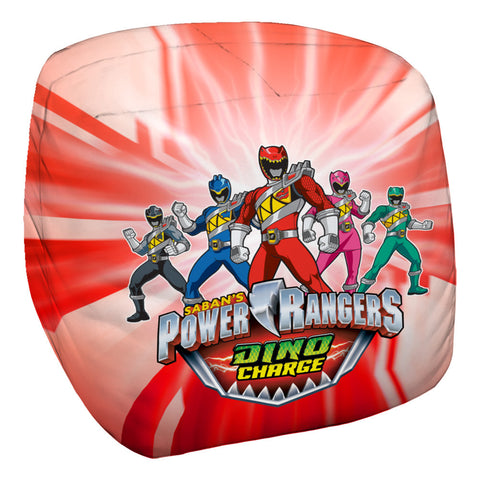 Power Rangers Dino Ranger Bean Bag Chair - The Nerd Cave