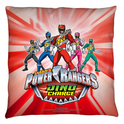 Power Rangers Dino Ranger Pillow - The Nerd Cave - 1
