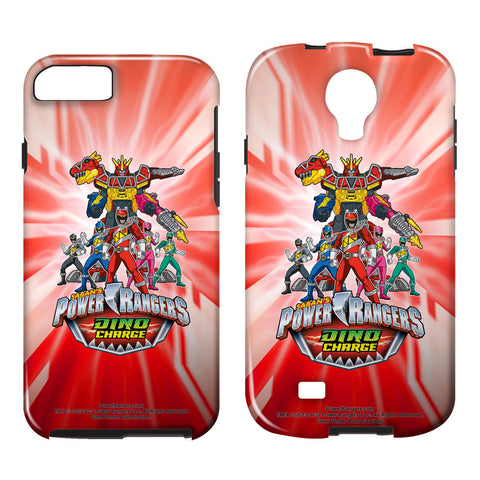 Power Ranger Dino Ranger Phone Case - The Nerd Cave - 1