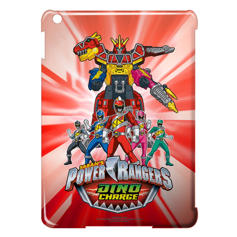 Power Rangers Dino Ranger Tablet Case - The Nerd Cave - 1