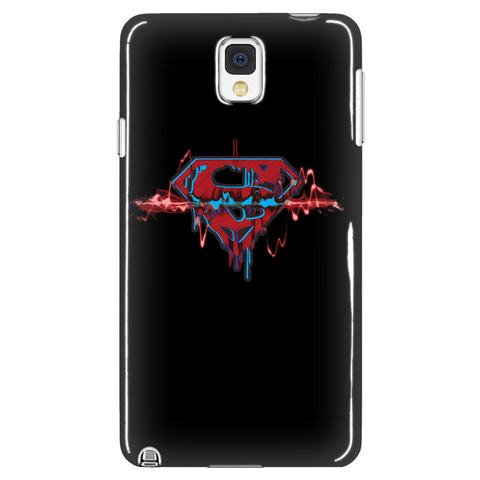 Man Of Steel Pulse Phone Case LIMITED EDITION - The Nerd Cave - 1