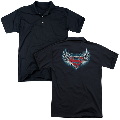 Steel Wings Logo (Back Print)