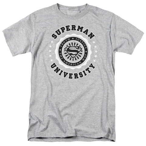Superman University - The Nerd Cave - 1