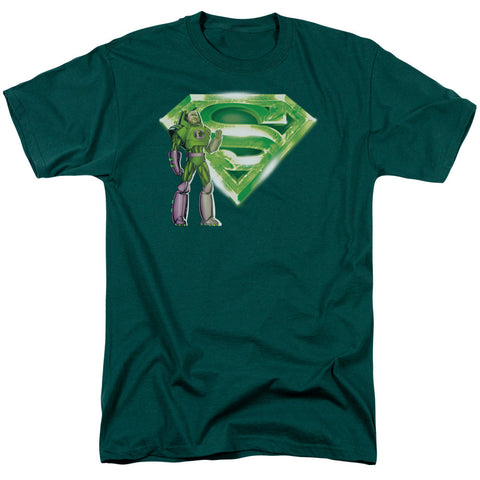Lex & Kryptonite Logo - The Nerd Cave - 1