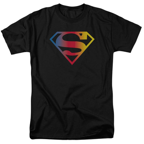 Gradient Superman Logo - The Nerd Cave - 1